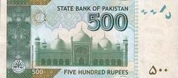 PAKISTAN P. 49Al 500 R 2018 UNC - Pakistan