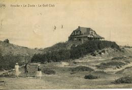 KNOCKE LE ZOUTE Le Golf Club - Knokke