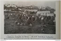 1904 INFLUENCE FRANÇAISE AU MAROC - GUERRE RUSSO JAPONAISE - YALU  - COUPE GORDON BENNETT - GENERAL BOER - Livres, BD, Revues