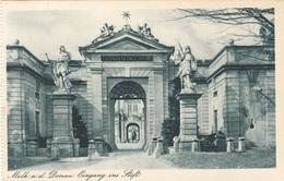 MELK A.d.Donau (NÖ), Eingang Ins Stift, Nicht Gelaufen, Sehr Gute Erhaltung >>> Lesen >>> - Melk