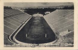 1935 GRECIA , TARJETA POSTAL CIRCULADA, ATENAS , STADION , ESTADIO , STADIUM - Estadios