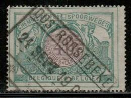 AA-1862   OOSTROSEBEKE      TR  34 - Railway