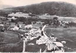 39 - LA CURE LES ROUSSES : Vue Panoramique - CPSM Dentelée Noir Et Blanc Grand Format 1954 - Jura - Other Municipalities
