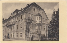 BAD HALL (OÖ), Kurhaus Der Angest.Vers., Nicht Gelaufen Um 1940, Gute Erhaltung - Bad Hall