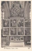 ST.WOLFGANG (OÖ) - Pacher`s Meisterwerk, Hochaltar (mit Geschlossenen Flügel) Geschnitzt Und Gemalt, Nicht Gel., Gu - St. Wolfgang
