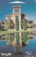 TARJETA TELEFONICA DE NUEVA ZELANDA, Historic Larnach Castle. G-165. (080) - Nueva Zelanda