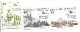 379/81  LE MONDEMAOHI  RARE    Luxe Sans Charniéres  (claspol) - Unused Stamps