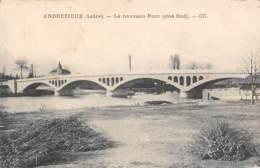 42 - ANDREZIEUX - Le Nouveau Pont (côté Sud) - Andrézieux-Bouthéon