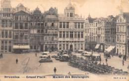 BRUXELLES - Grand'Place.  Maison Des Boulangers - Places, Squares