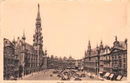 BRUXELLES - Hôtel De Ville Et Grand'Place - Places, Squares