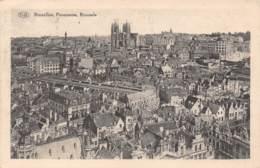 BRUXELLES - Panorama - BRUSSELS - Panoramische Zichten, Meerdere Zichten