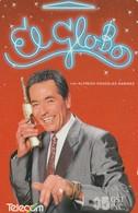 TARJETA TELEFONICA DE NUEVA ZELANDA, EL GLOBO. ALFREDO GONZALES RAMIREZ. NZ-P-061. (081) - Neuseeland