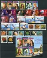 Alderney Jahrgang 2006 Kpl. Postfrisch MNH (E2225 - Alderney