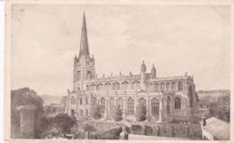 SAFFRON WALDEN - ST MARYS CHURCH - England