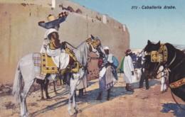 MARRUECOS - CABALLERIA ARABE - Morocco
