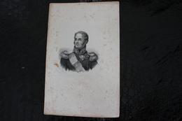 DH / Alexandre Lenoir, Né Le 27 Décembre 1761 à Paris Et Mort Le 11 Juin 1839 également à Paris  / 16x24 Cm - Documents Historiques