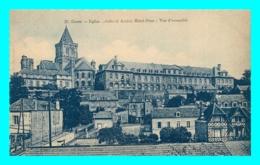 A774 / 185 14 - CAEN Église Et Ancienn Hôtel Dieu - Caen