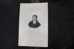 DH / Lucien Bonaparte , (Ajaccio, France, 21 Mai 1775 , - Viterbe, (Italie), 29 Juin 1840 ) / 16x24 Cm - Documents Historiques