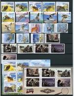 Alderney Jahrgang 2009 Kpl. Postfrisch MNH (E2228 - Alderney