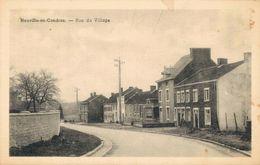 Belgium Neuville En Condroz Rue Du Village - Neupré