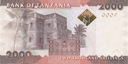 TANZANIA P. 42b 2000 S 2015 UNC - Tanzania