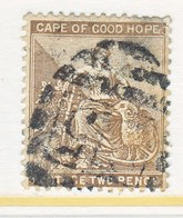 CAPE OF GOOD HOPE 45   (o)  1884  Issue - South Africa (...-1961)