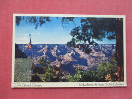 Grand Canyon     Trans World Airline ----    Ref 3403 - Advertising