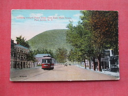 Trolley  Port Jervis Ny       Ref 3403 - Other