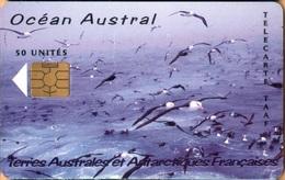 TAAF - TF-STA-0035, Océan Austral, Birds, 3000ex, 2003, Mint - TAAF - Franse Zuidpoolgewesten