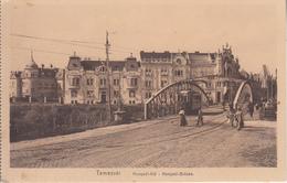 Timisoara,  Temeswar , Timișoara - Hunyadi-hid  Hunyadi - Brucke - Roemenië