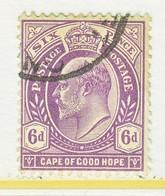 Cape Of Good Hope  69   (o) - South Africa (...-1961)