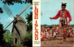 New York Greetings From Long Iisland 1968 - Long Island