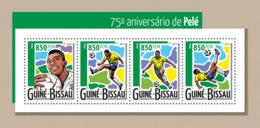 Guinea Bissau 2015  Pelé  Soccer Football - Guinea-Bissau