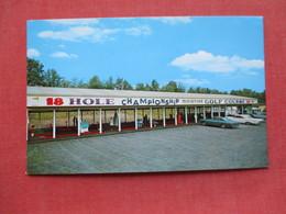 Lomma Championship Miniature Golf  Courses Scranton Pa.    Ref 3403 - Golf