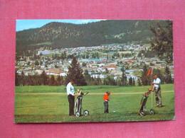 New Williams Lake. B.C.   Golf Course        Ref 3403 - Golf