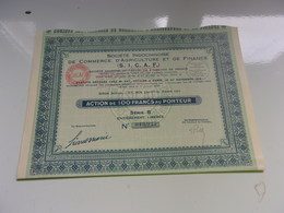 Indochinoise De Commerce,agriculture Et De Finance (1924) - Sin Clasificación