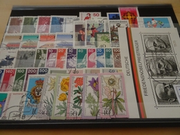 Bund Jahrgang 1975 Gestempelt Komplett (7931) - Used Stamps