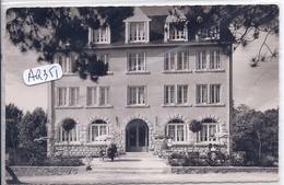 BENODET- HOTEL KERYOMEL- P POIRIER PROPRIETAIRE- LA FACADE - Bénodet