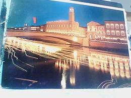 PISA LUNGARNI  DI NOTTE   VB1984 HC9851 - Pisa