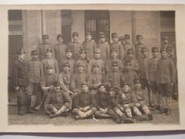 Cartolina Gruppo Soldati Italiani Alessandria - Guerra 1914-18
