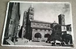 ALBENGA LA CATTEDRALE - VIAGGIATA 1940  (23) - Chiese E Cattedrali