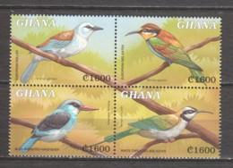 Ghana 2000 Mi 3095-3098 MNH BIRDS - Other