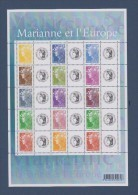 2008-N° F4226A** MARIANNE ET L'EUROPE.VIGNETTE CERES - France