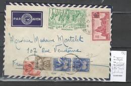 Indochine - Lettre Taxée - 1947 - - Indochina (1889-1945)