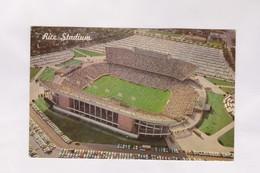 CPM HOUSTON, RICE INSTITUTE STADIUM En 1967! - Houston