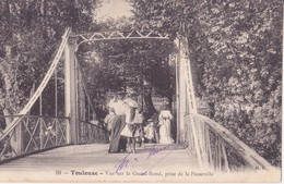 CPA - 59.TOULOUSE-Vue Sur Le Grand Rond Prise De La Passerelle - Toulouse