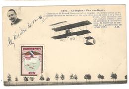 18198 - BETHENY AVIATION  1910 - Poste Aérienne