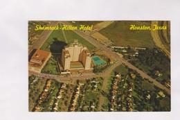 CPM HOUSTON, SHAMROCK  HILTON HOTE - Houston