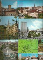 6 CART. MILANO  (21) - Cartoline