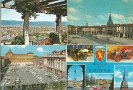 8 CART. TORINO (22) - Cartoline